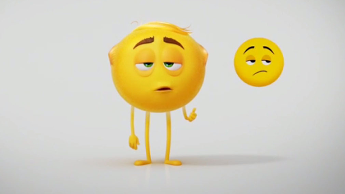 Revelan el primer avance de la película 'The Emoji Movie'.