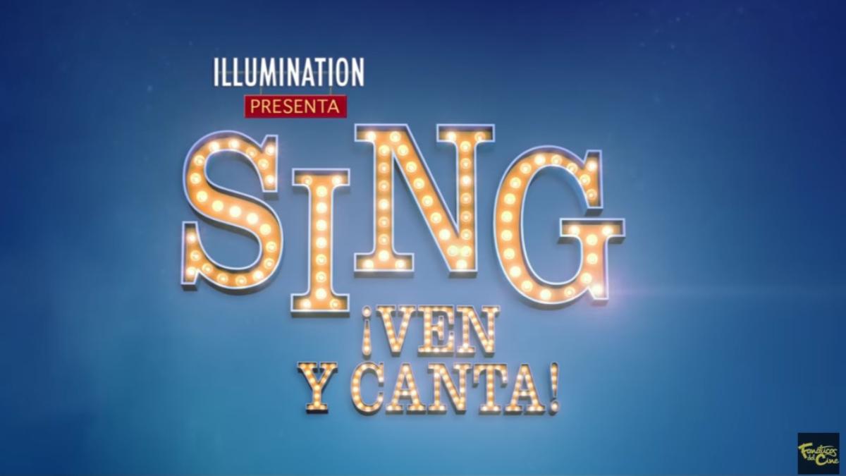 SING ¡Ven y canta!: Tráiler 3