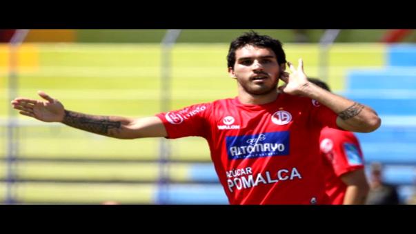 El argentino jugará en su tercer club en Perú, antes lo hizo en Unión Comercio y Juan Aurich.