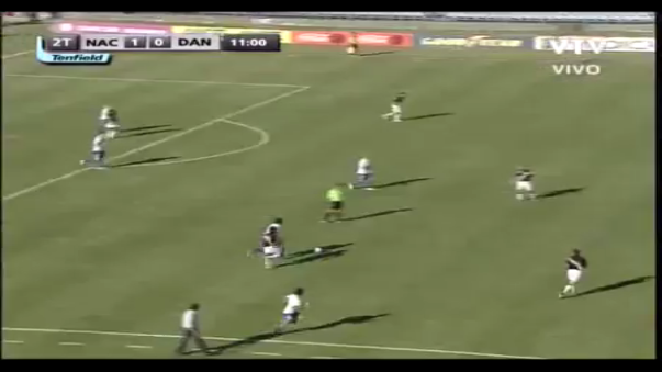 Mira las mejores jugadas de Godoy con camiseta de Nacional de Uruguay.