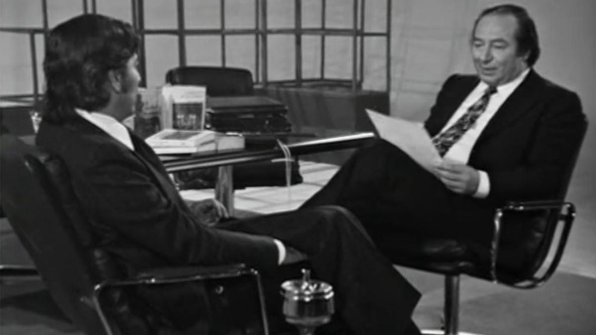 Mario Vargas Llosa en