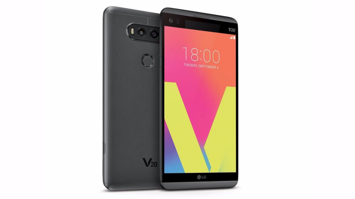 Este es el comercial del LG V20 que cuenta con las especificaciones del equipo.