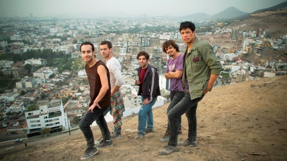 'Av. Larco, la película' está ambientada en Lima a fines de los años 80.