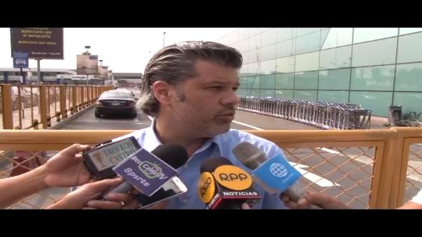 Carlos Benavides confirmó que la próxima semana se sabrá quién será el nuevo entrenador de Sporting Cristal.