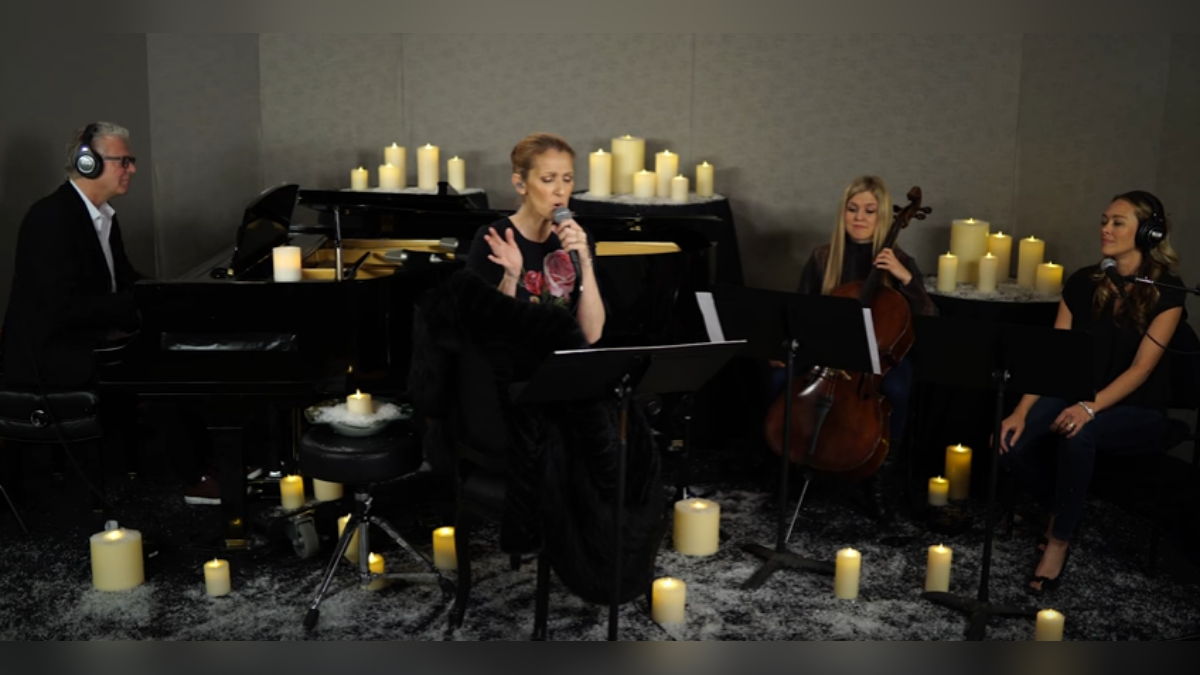 Céline Dion - Winter Song