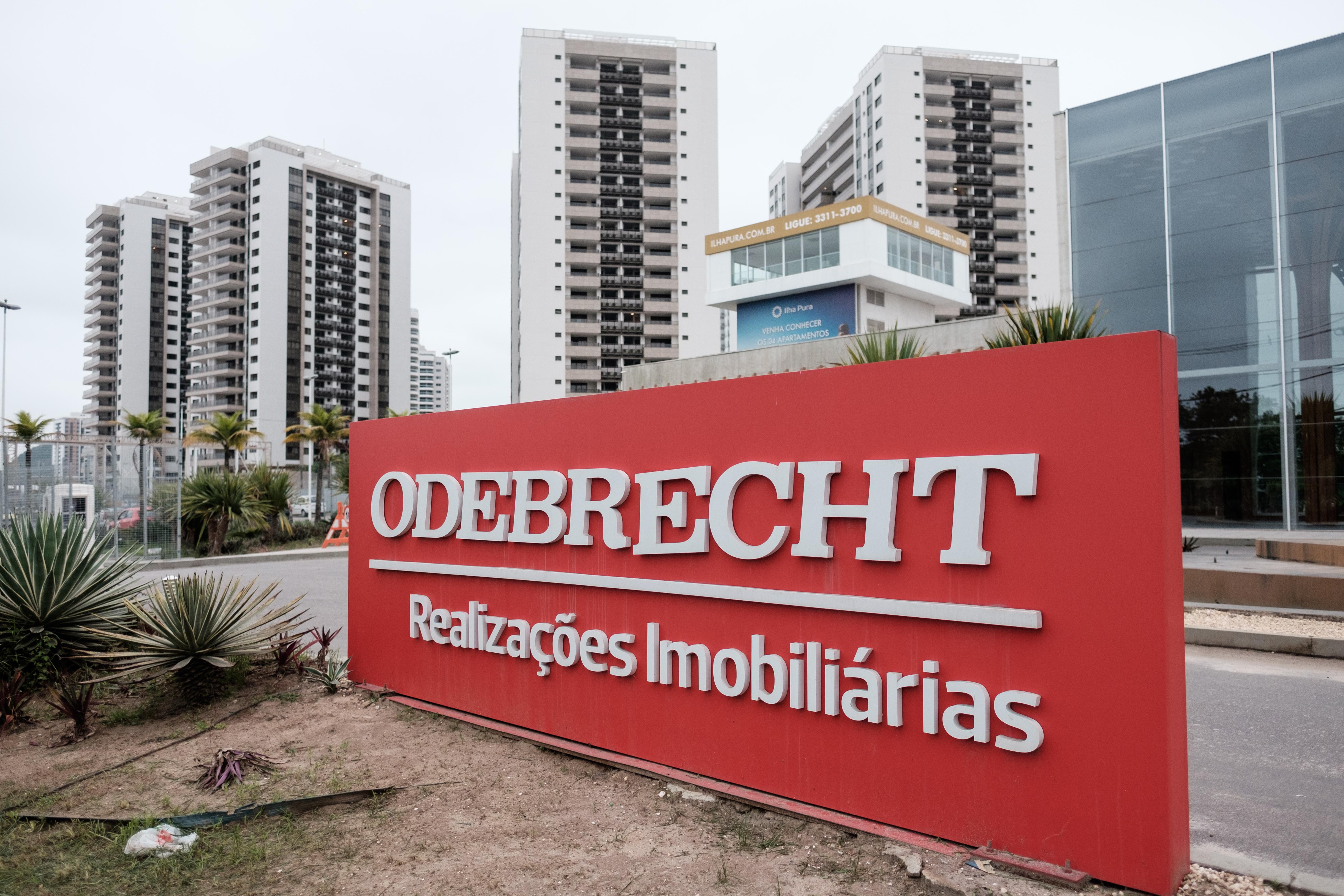 Odebrecht actualmente tiene obras millonarias en curso en Panamá.