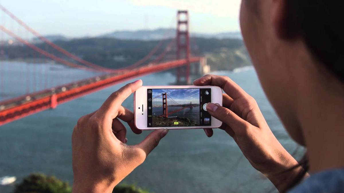 Video sobre el iPhone SE