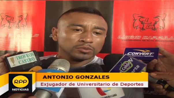 El centrocampista también espera volver algún día a Universitario de Deportes.