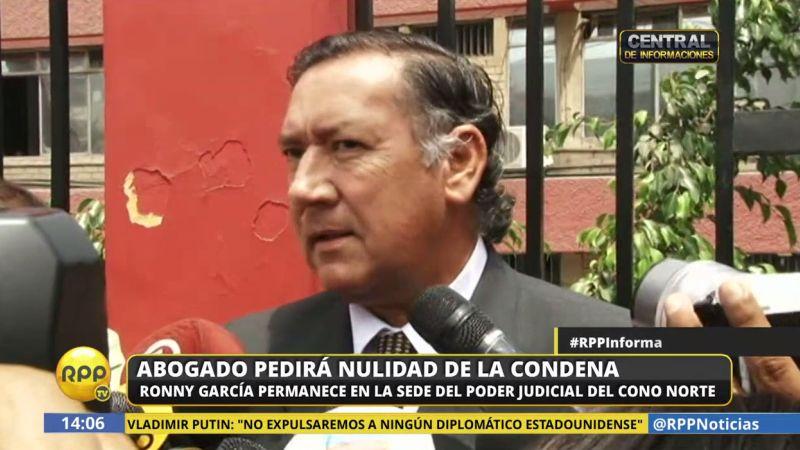 El abogado reconoció que su patrocinado merecía ser sentenciado, pero a prisión suspendida.