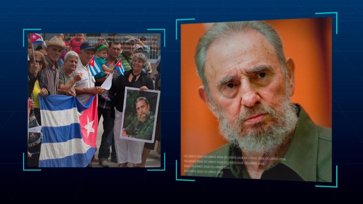 Muerte de Fidel Castro