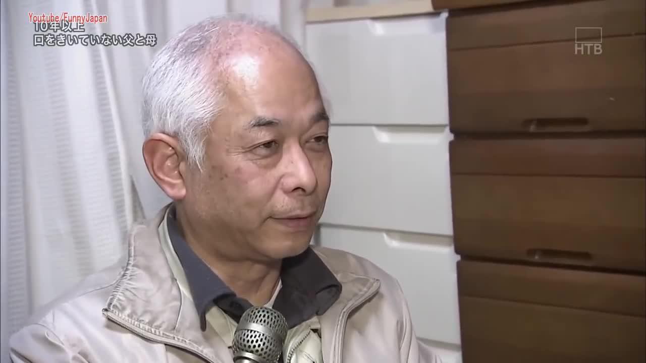 La historia de esta pareja de esposos llegó a la televisión japonesa.