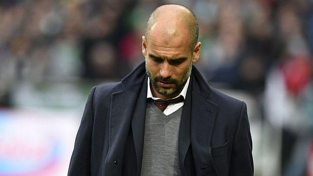 El Manchester City de Guardiola se ubica en el tercer lugar de la Premier League con 42 puntos.
