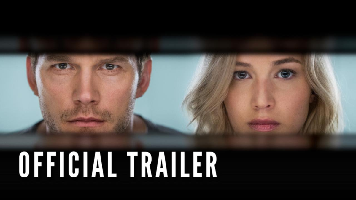 PASSENGERS - Official Trailer