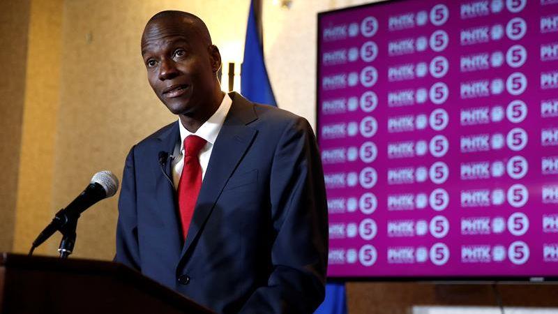 Jovenel Moise se impuso en unas elecciones en las que participaron 28 candidatos.
