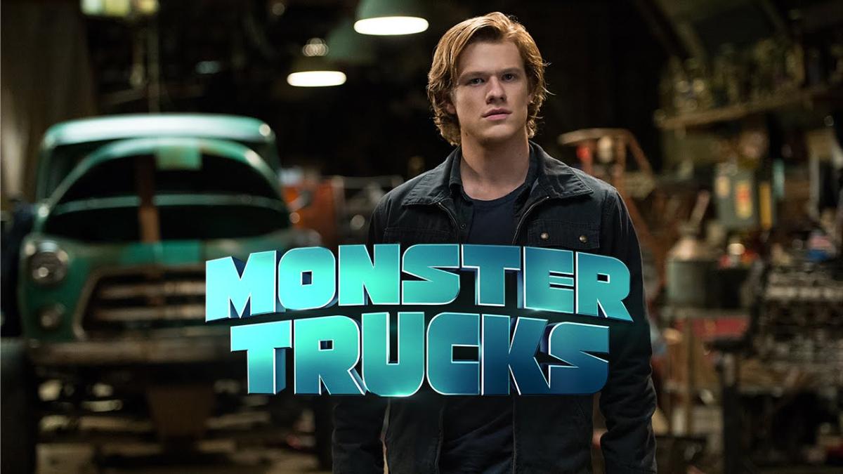 Monster Trucks - Trailer 1