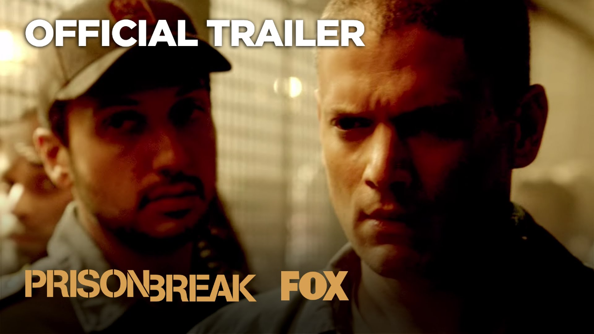 Prison Break - Official Trailer