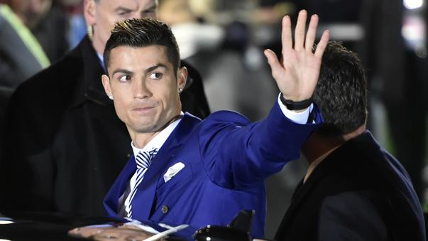 Cristiano Ronaldo se convirtió en el primer ganador de The Best.