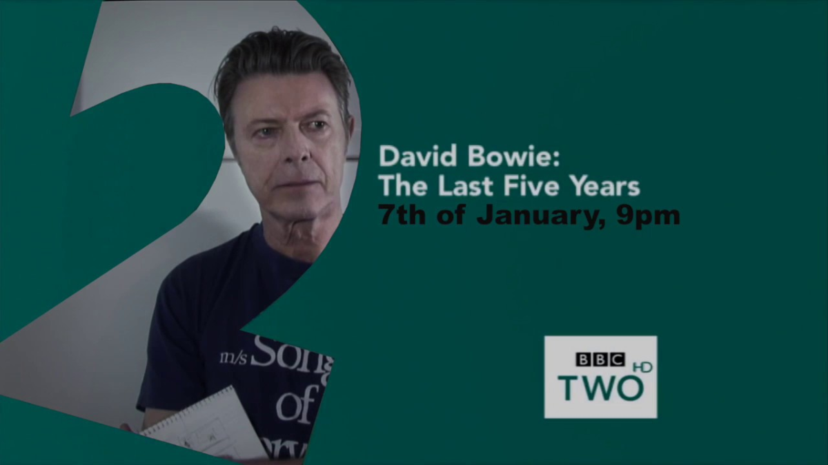 David Bowie – The Last Five Years
