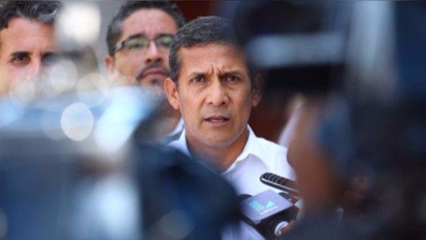 Ollanta Humala será citado en un plazo de 15 días, informó la aprista Luciana León.