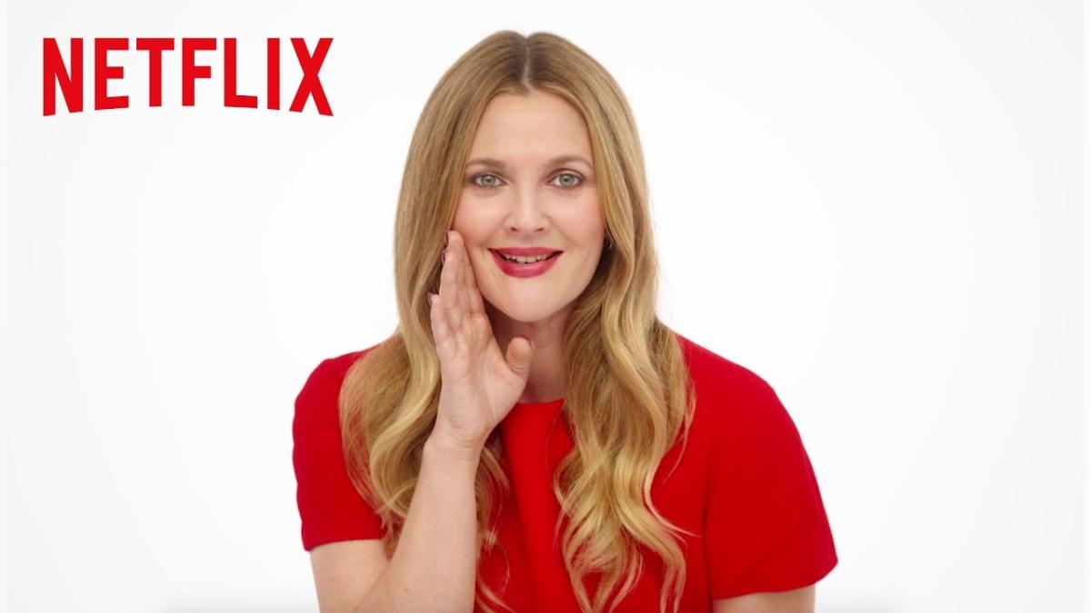 Santa Clarita Diet, el secreto de belleza de Drew Barrymore... en Netflix.
