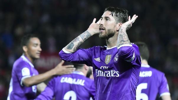 Real Madrid y Sevilla empataron 3-3 pero en la ida los dirigidos por Zinedine Zidane vencieron por 3-0.