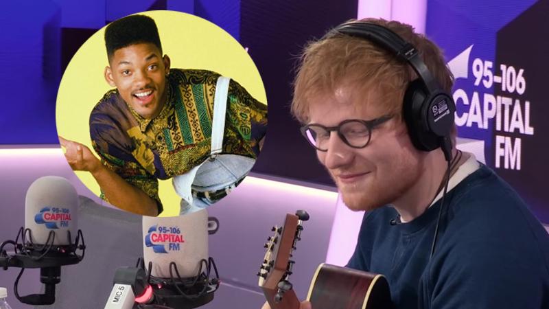 Ed Sheeran -  'The Fresh Prince'