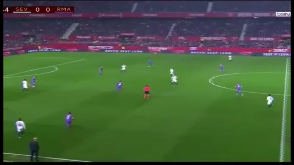 Revive aquí todos los goles del empate 3-3 del Real Madrid con Sevilla en el Sánchez Pizjuán.