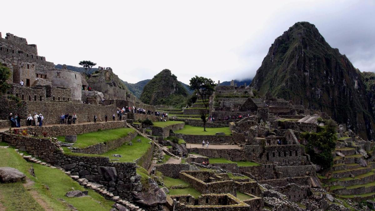 En 1983, la Unesco declaró a Machu Picchu como Patrimonio de la Humanidad.