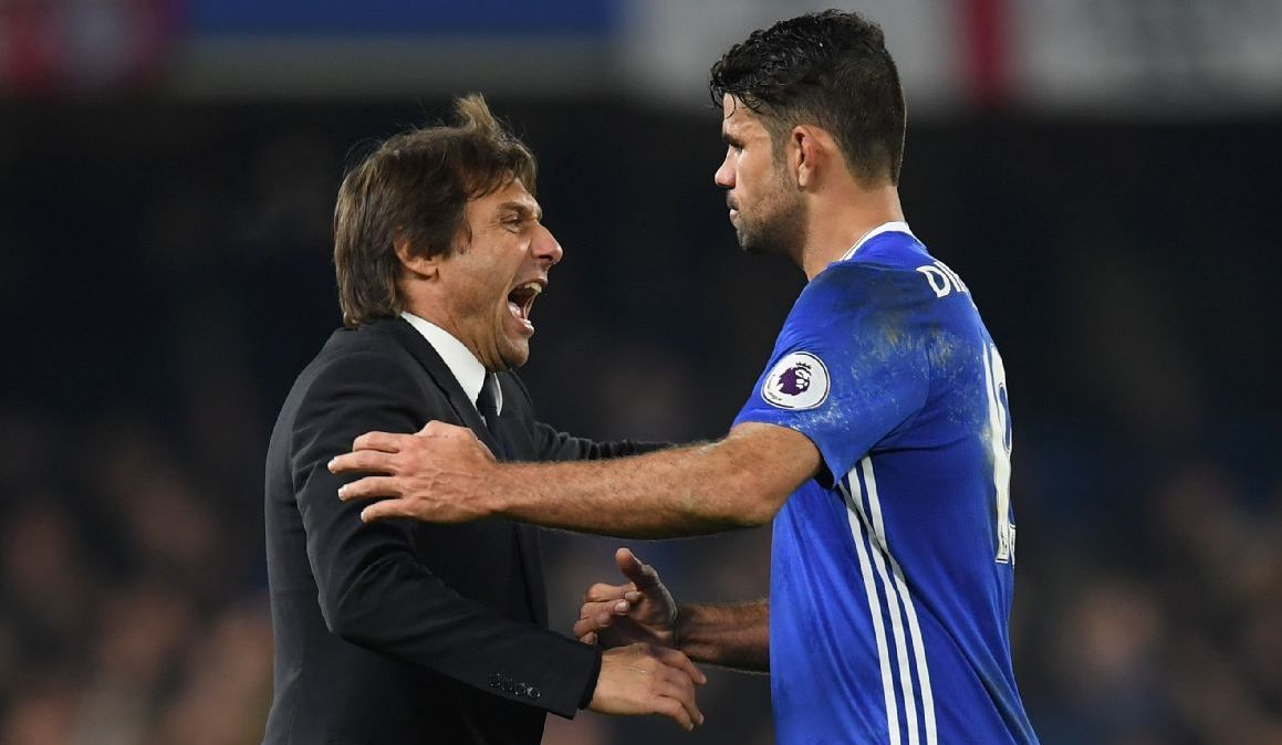 Diego Costa llegó al Chelsea procedente del Atlético de Madrid.