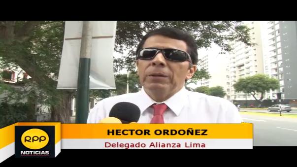 Delegado de Alianza Lima se pronuncia sobre la Noche Blanquiazul del próximo 28 de enero