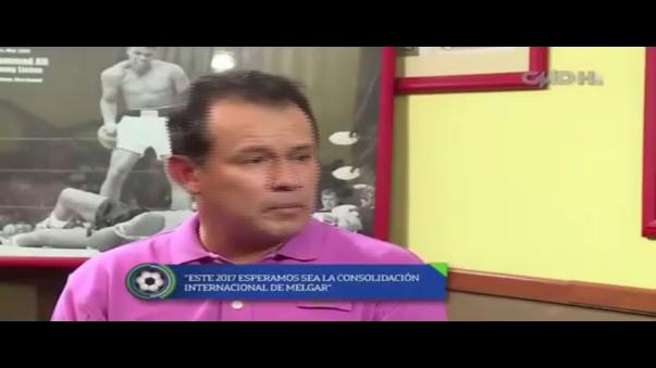 Después de mucho tiempo, el DT de Melgar concedió una entrevista a un medio.