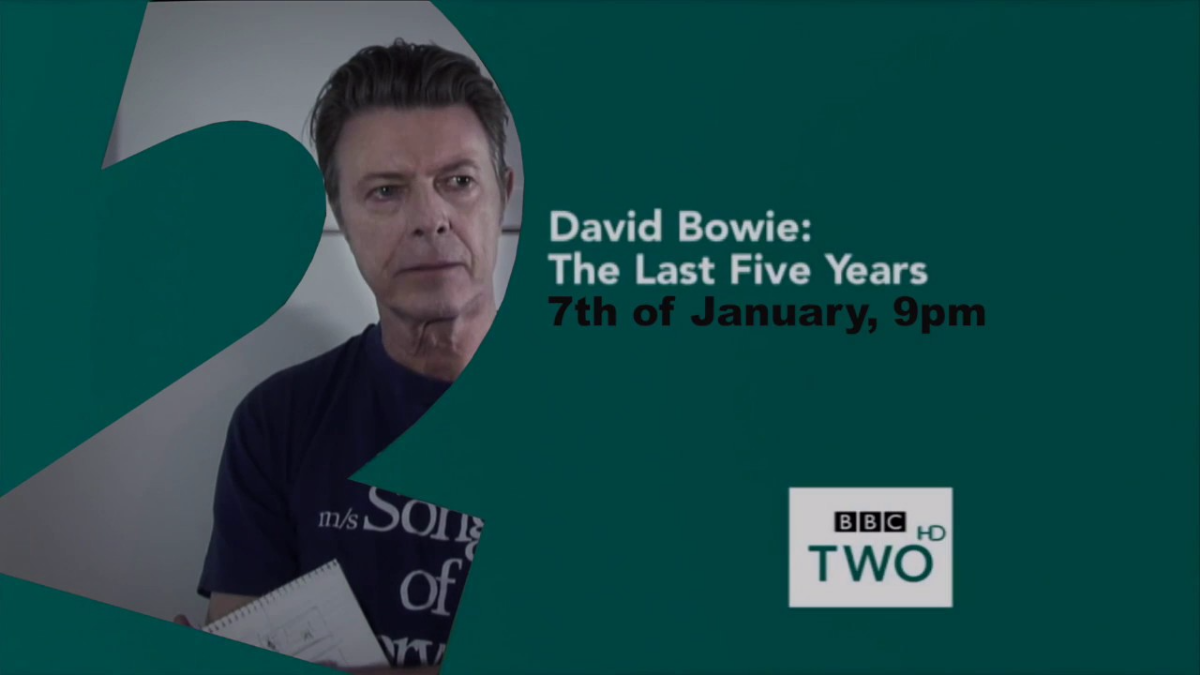 David Bowie: The Last Five Years - Trailer