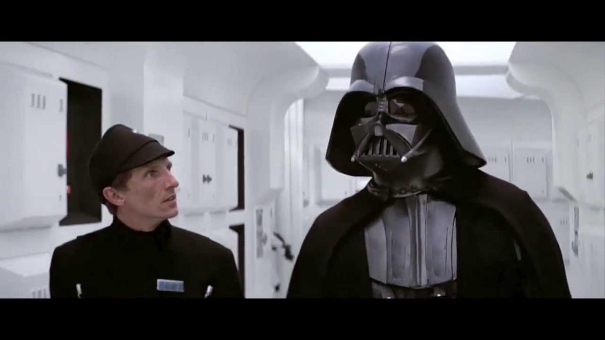 James Earl Jones es la voz de Darth Vader