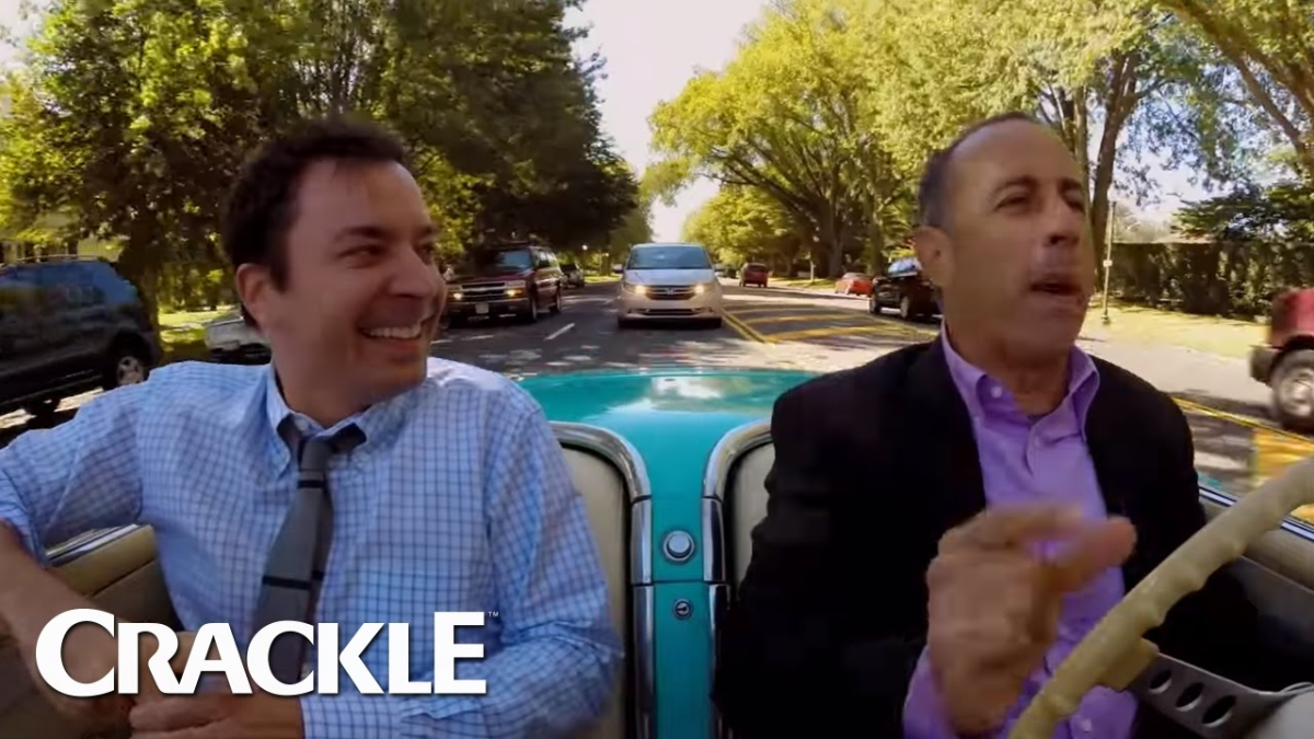 Comedians In Cars Getting Coffee: Single Shot - So We Meet Again - Crackle