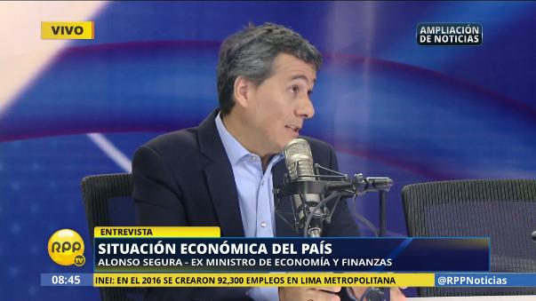 Segura Vasi señaló que no tuvo indicios de que el partido de Humala haya recibido aportes de la empresa brasileña.