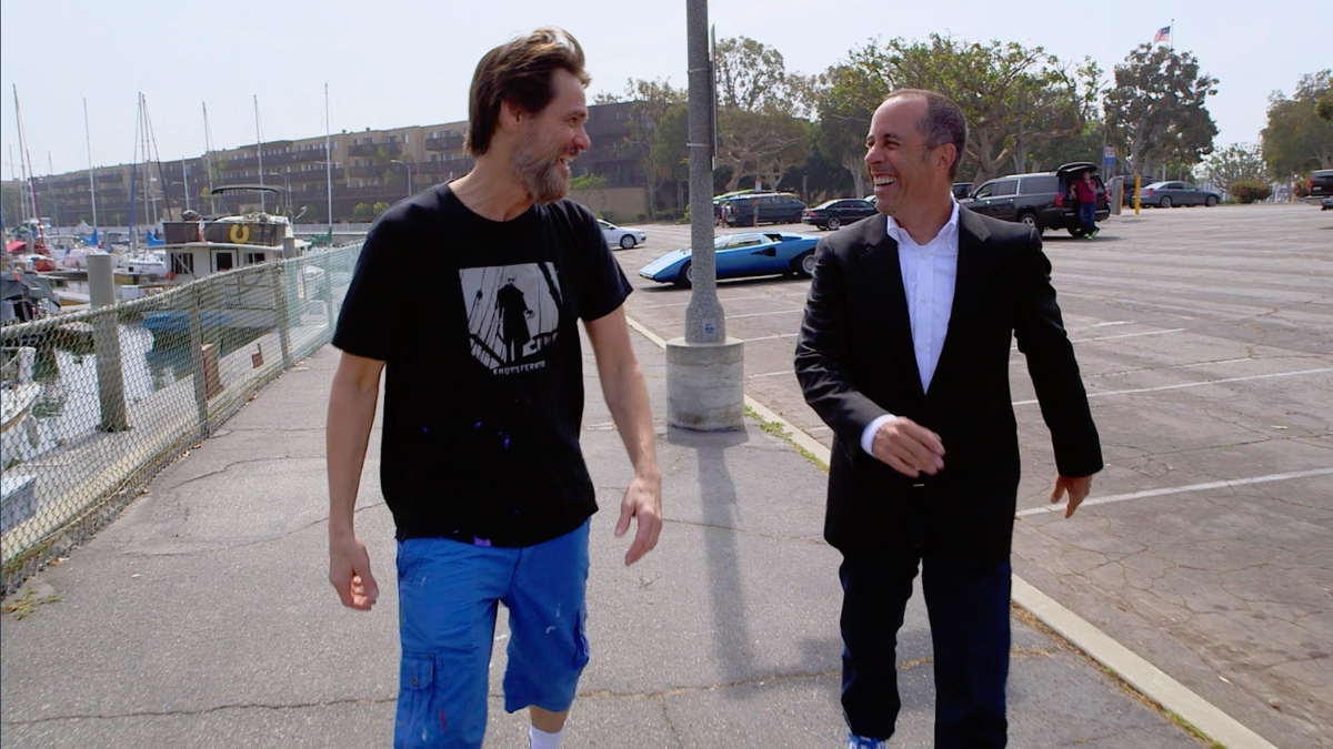 Comedians In Cars Getting Coffee: Single Shot - Clothes Lines