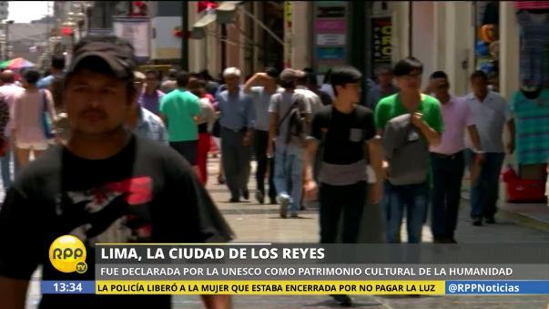 Una mirada a Lima moderna en la nota especial de RPP TV.
