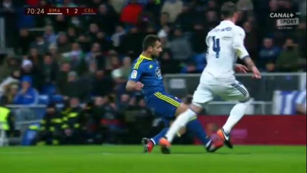 Fue el segundo 2-1 consecutivo en contra del Real Madrid, el anterior fue contra Sevilla por La Liga.