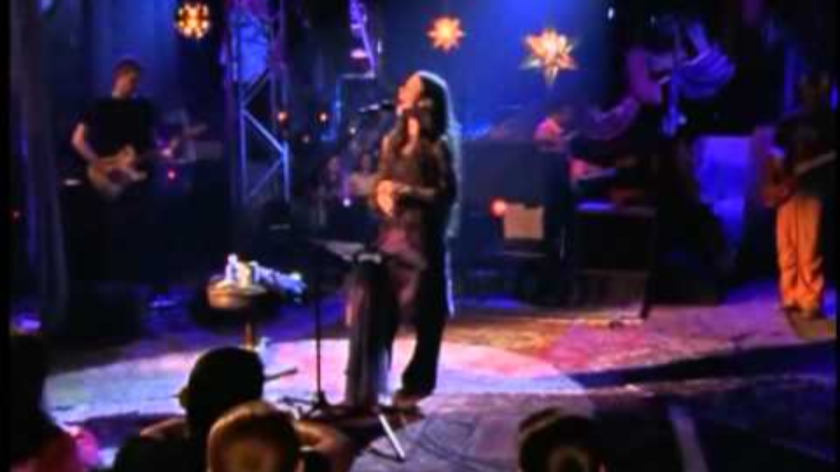 Alanis Morissette - That I Would Be Good (Unplugged)