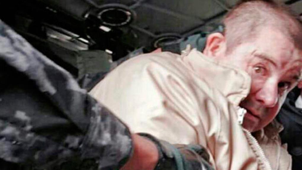 El 'Chapo' Guzmán llegó a Nueva York a las 9 y 30 de la noche.