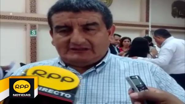 Humberto Acuña dice que asistirá a las citaciones que sean necesarias por caso Odebrecht