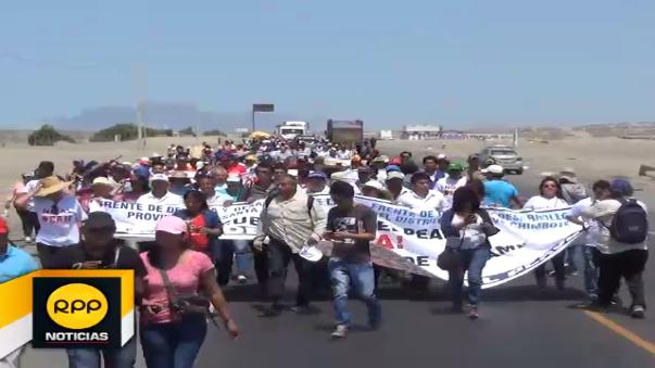 El Frente de Defensa advierte que se vienen más protestas