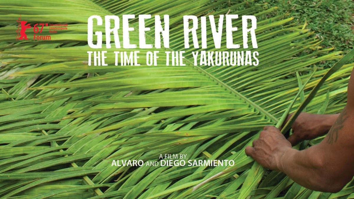 Río Verde. El tiempo de los Yakurunas - Trailer