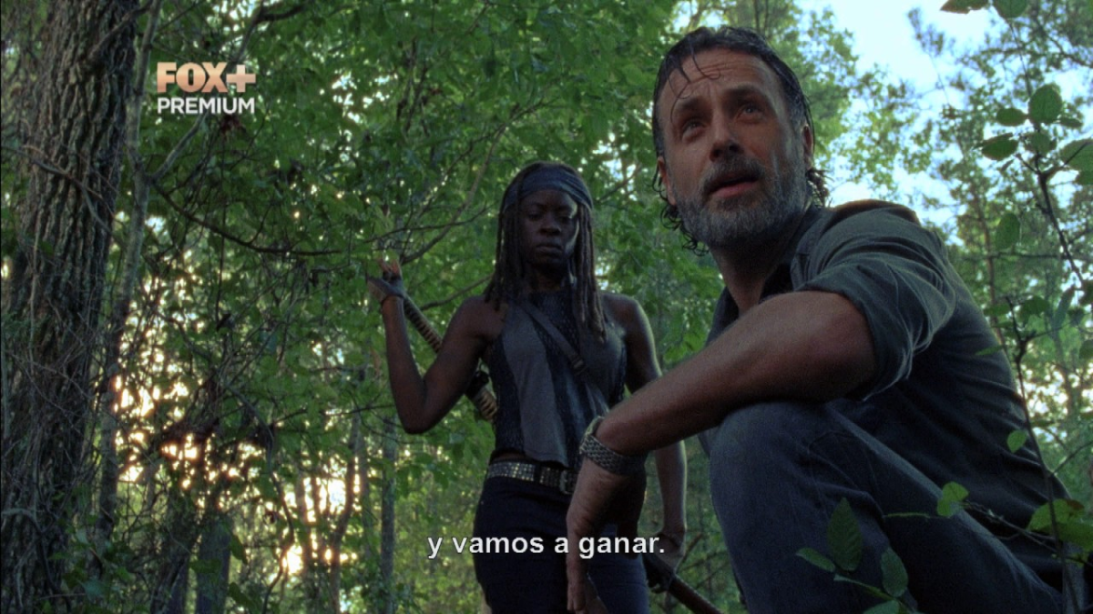 The Walking Dead | Temporada 7 parte 2