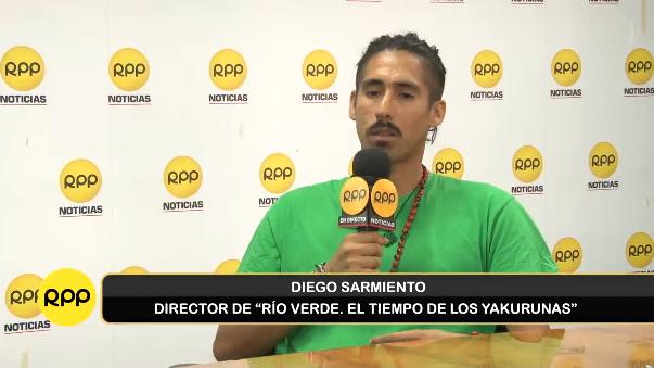 Diego Sarmiento, director de