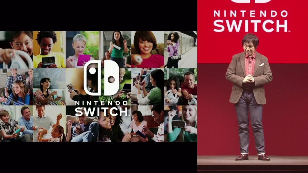 Así fue la presentación completa del Nintendo Switch.