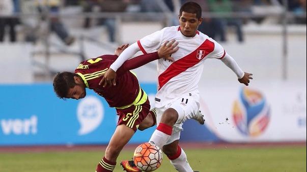 Perú no ha conseguido ninguna victoria en el Sudamericano Sub-20.