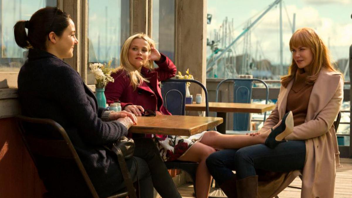 Big Little Lies cuenta la historia de tres madres que luchan para mantener las apariencias en un pueblo de California.