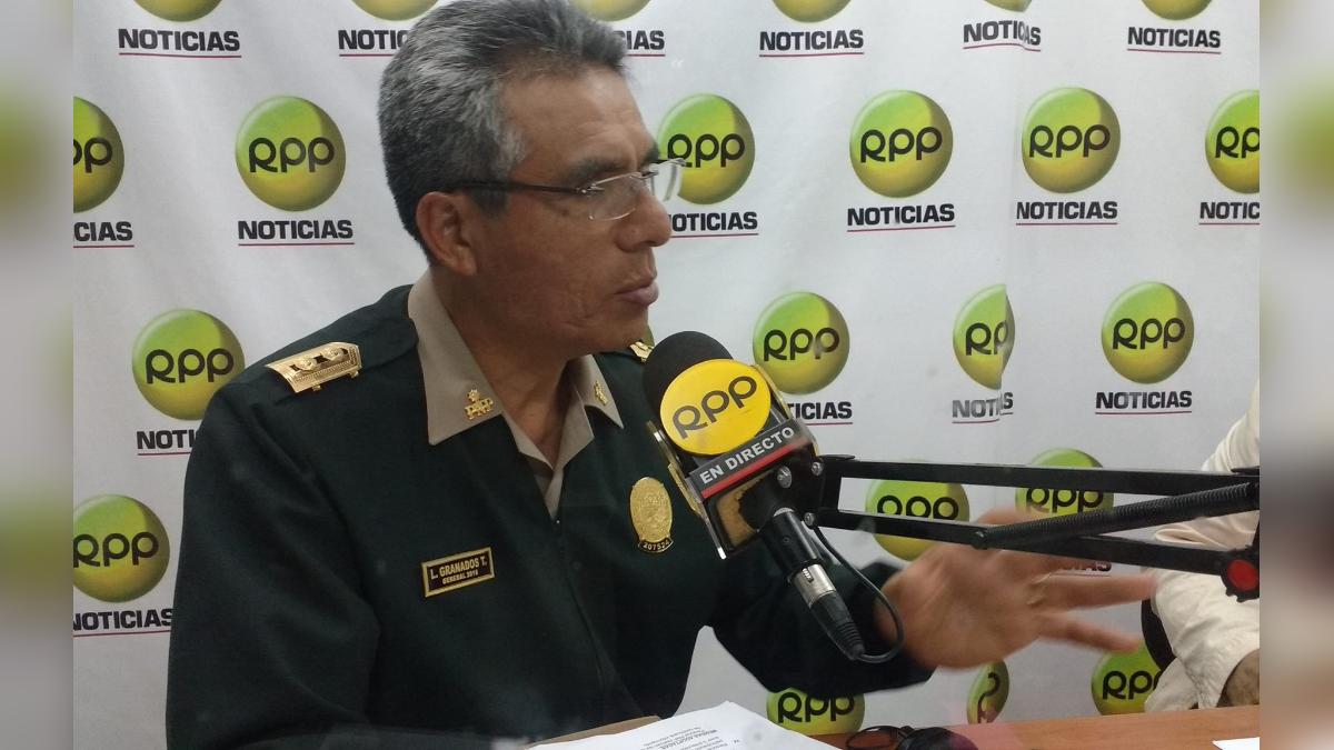 El jefe policial La Libertad-Áncash, Lorenzo Granados, señaló que la Justicia realizará las correcciones.