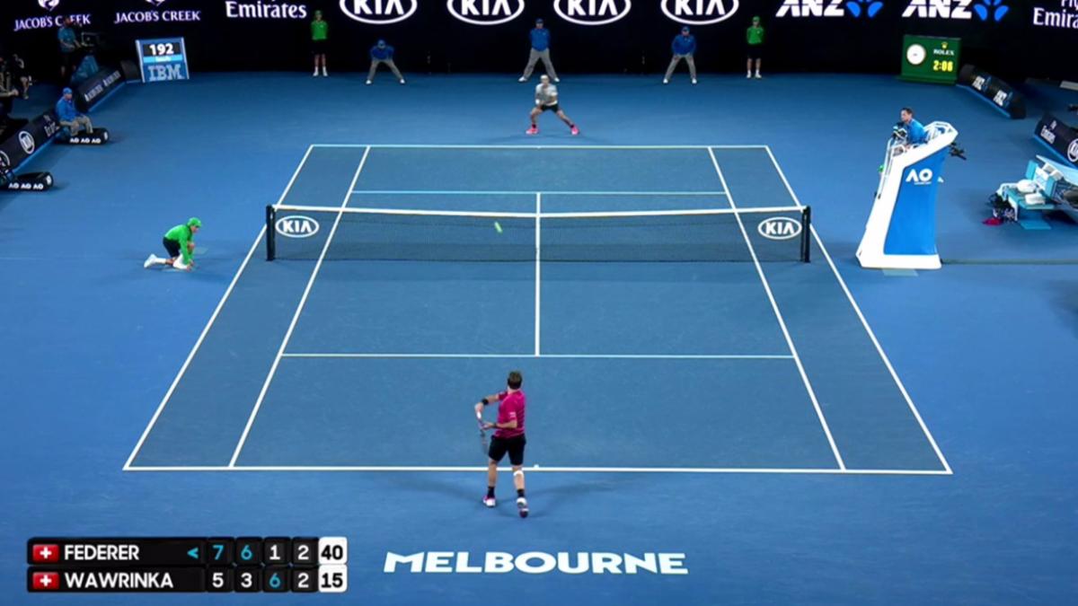 Federer ha ganado 4 veces el Australia Open